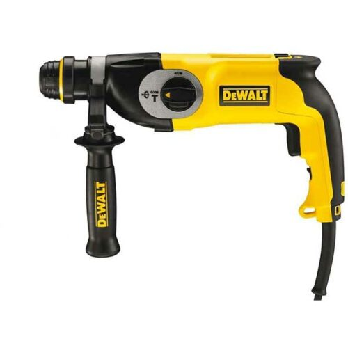 Електропневматска дупчалка 26mm SDS PLUS DeWALT D25134K