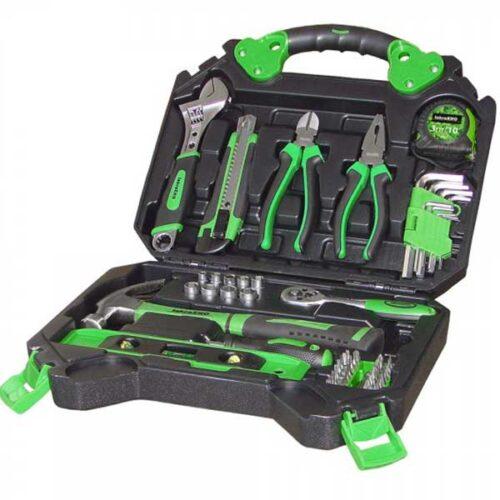 Гарнитура алати Iskra ERO 60 со 60 парчиња во куфер