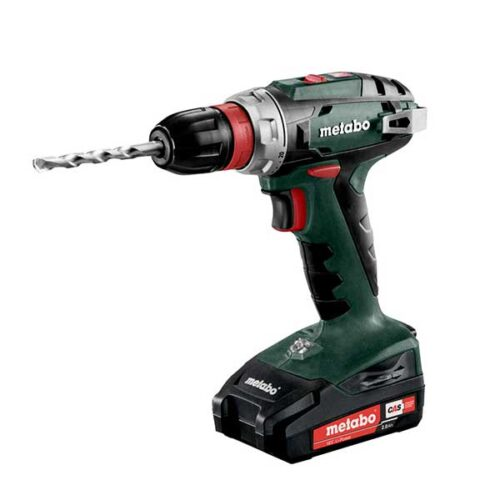 Акумулаторскa дупчалка METABO BS 18 LТX Quick