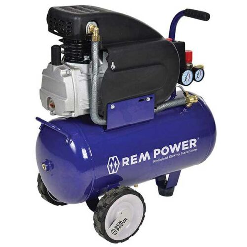 Компресор REM POWER Blue 24 l