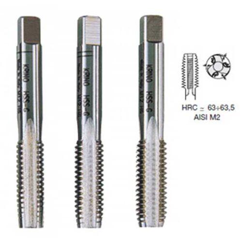 Рачна врезница KRINO 6x1 mm