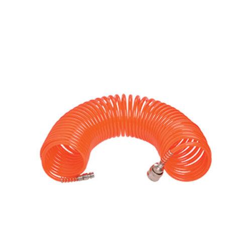 Спирално пневматскo црево за воздух со конектор 10м, 25Br VILLAGER