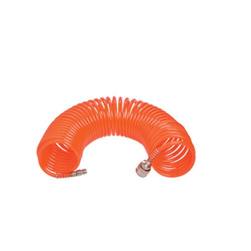Спирално пневматскo црево за воздух со конектор 5м, 25Br VILLAGER