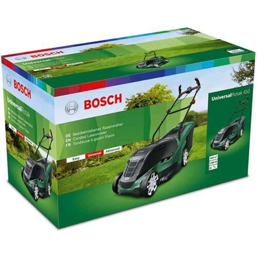 Електрична косилка BOSCH UniversalRotak 450