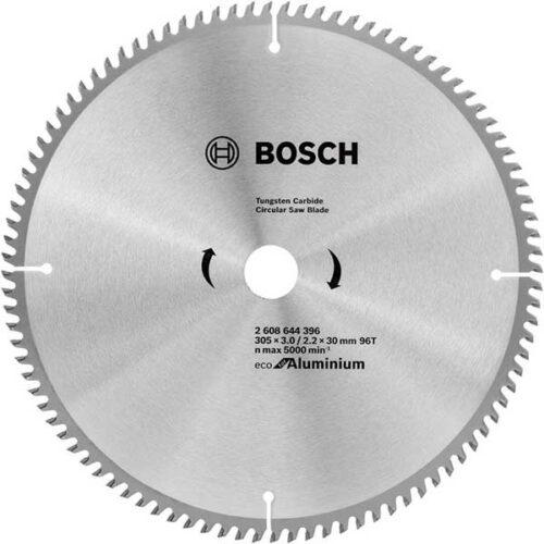 Пила за Алуминиум BOSCH 305x3,0x30mm 96z ECOLINE