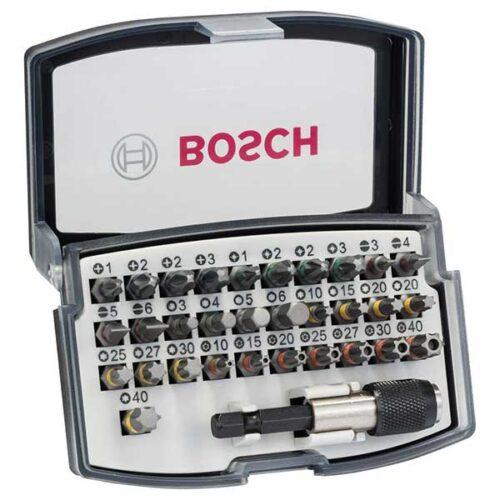 32 делен сет битови BOSCH
