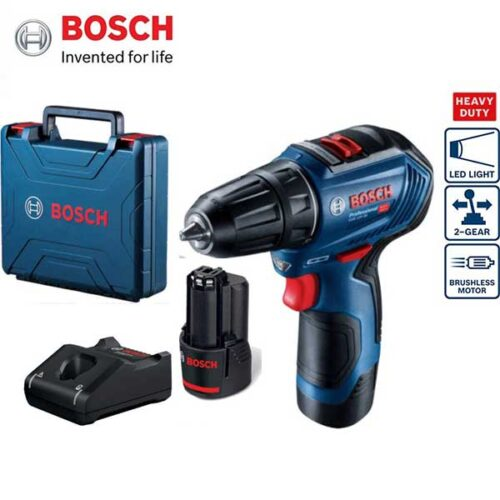 Батериски одвртувач BOSCH GSR 12V-30 2.0Ah