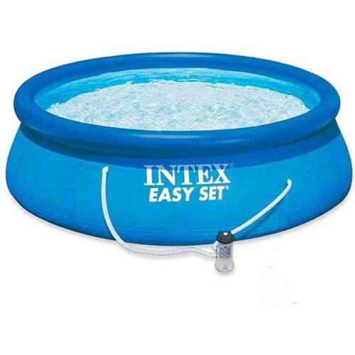 INTEX Easy Set Базен 305 x 76 cm со пумпа и филтер