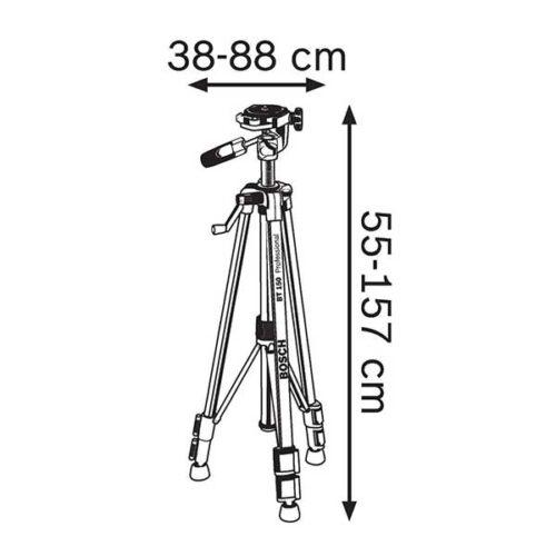 Градежен статив за ласер Bosch BT 150