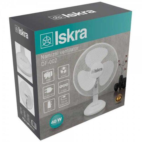 Вентилатор за на маса Iskra DF-002
