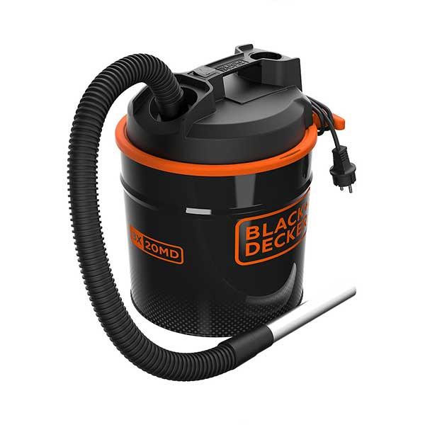 Правосмукалка за пепел и пелети Black & Decker BXVC20MDEL