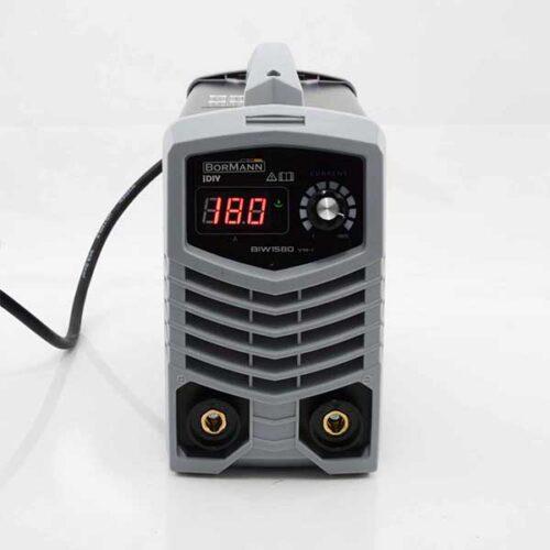 Апарат за заварување INVERTER 180A BORMANN BIW1580