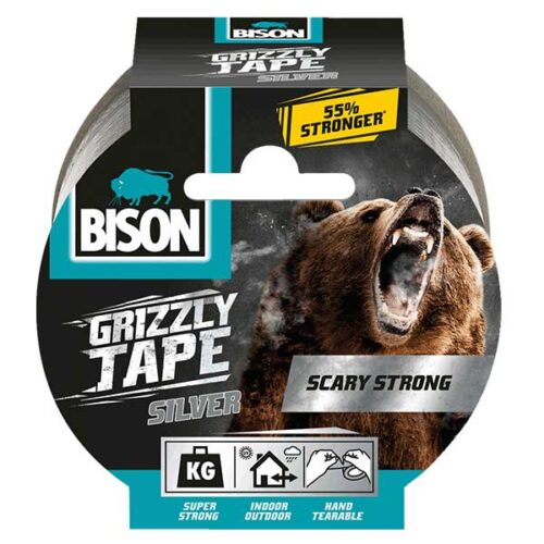 Дак трака BISON Grizzly Tape® 10 m x 50 mm