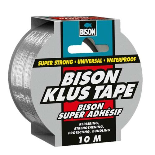 Дак трака BISON Klus Tape 10 m x 50 mm
