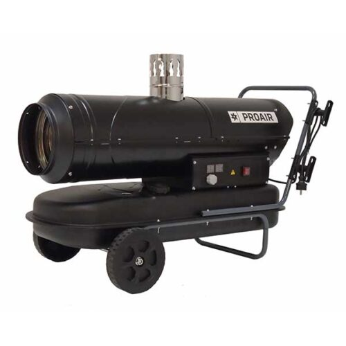 Дизел греалкa со издув за гасови 30 KW OG 30 IND