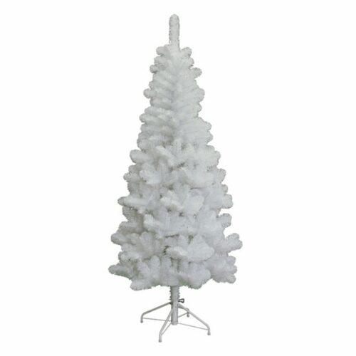Новогодишна елка бела Slim Line 155 cm.