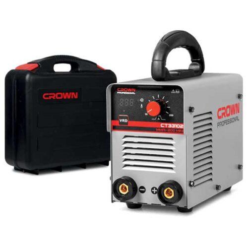 Aпарат за заварување CROWN CT33102 IMC MMA 200