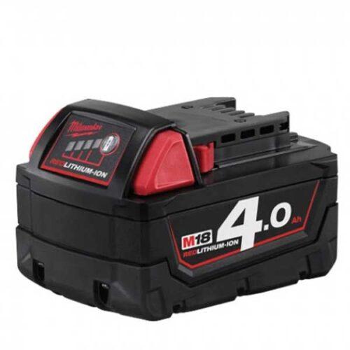 Резервна батерија MILWAUKEE M18™ RED LITHIUM 4.0 Ah