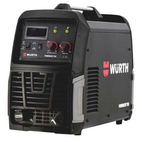 Апарат за плазма сечење WURTH POWERCUT 70S